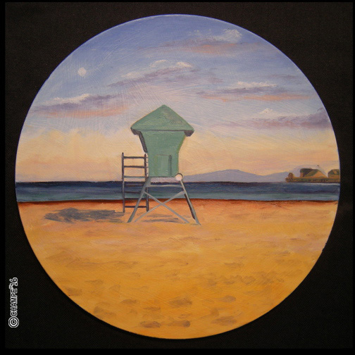 686 R7 lifeguard tower  7x7x72